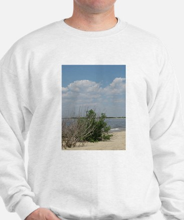 Life's A Beach at the Jersey Shore Sweatshirt