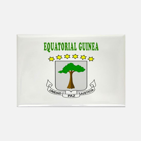 Equatorial Guinea Coat Of Arms Designs Rectangle M