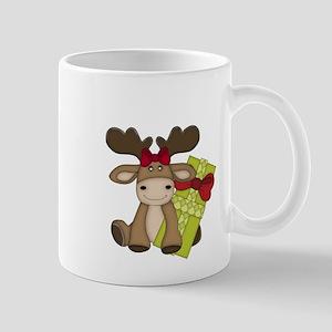 Mery Chrismoose Mug