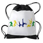 Capoeira Drawstring Bag