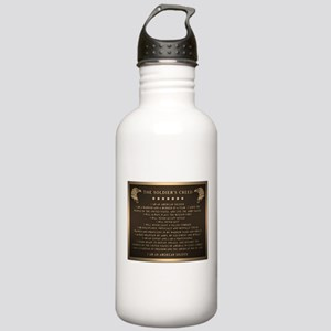 Soldiers creed Water Bottle