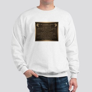 Soldiers creed Sweatshirt