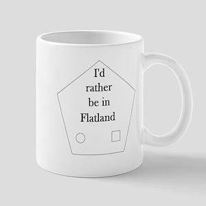 Flatland Mug