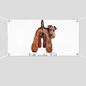 Welsh Terrier Attitude Banner