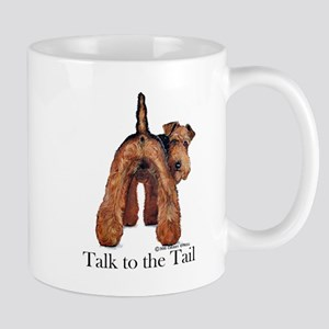 Welsh Terrier Attitude 11 oz Ceramic Mug
