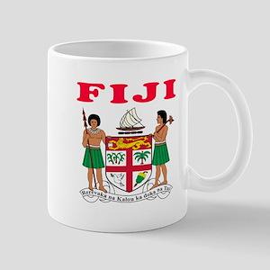 Fiji Coat Of Arms Designs Mug