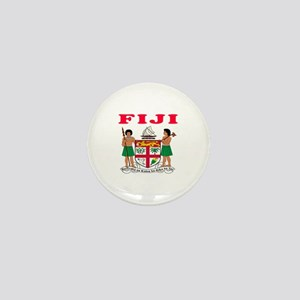 Fiji Coat Of Arms Designs Mini Button
