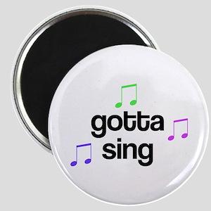 Gotta Sing Choir Magnet