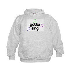 Gotta Sing Choir Hoodie
