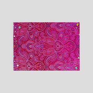 Paisley Jewels 5'x7'Area Rug