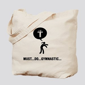 Gymnastic Tote Bag