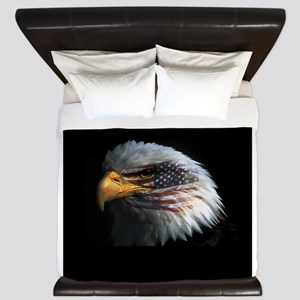 eagle3d King Duvet