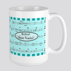 retired music teacher 2 Mug