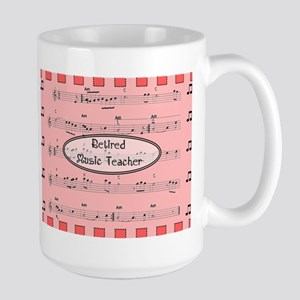 retired music teacher 1 Mug