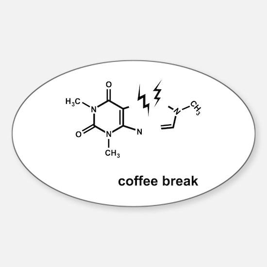 Coffee Break! Decal