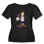 I grow people, whats your superpower Plus Size T-S