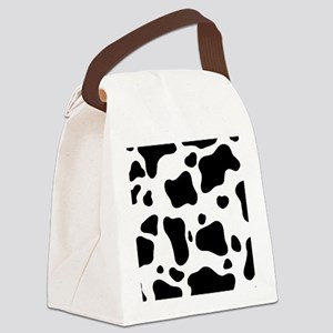'Cow' Canvas Lunch Bag