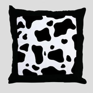 'Cow' Throw Pillow