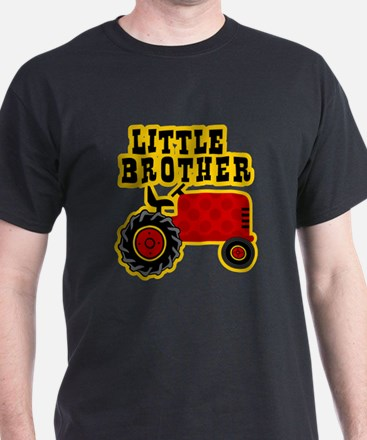Red Tractor Little Brother T-Shirt