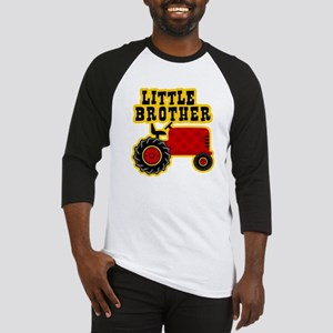 Red Tractor Little Brother Baseball Jersey