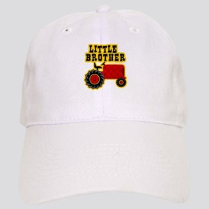 Red Tractor Little Brother Cap