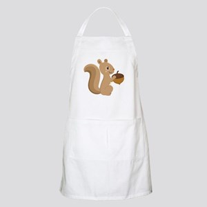 Cartoon Squirrel Apron