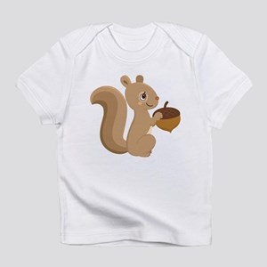 Cartoon Squirrel Infant T-Shirt