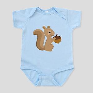 Cartoon Squirrel Body Suit