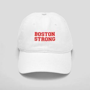 boston-strong-car-red Baseball Cap