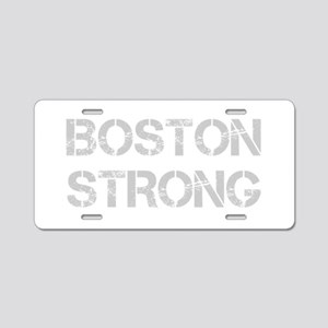 boston-strong-cap-light-gray Aluminum License Plat