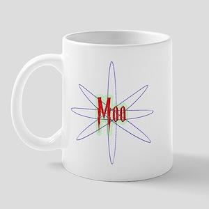 Atomic Moo Mug