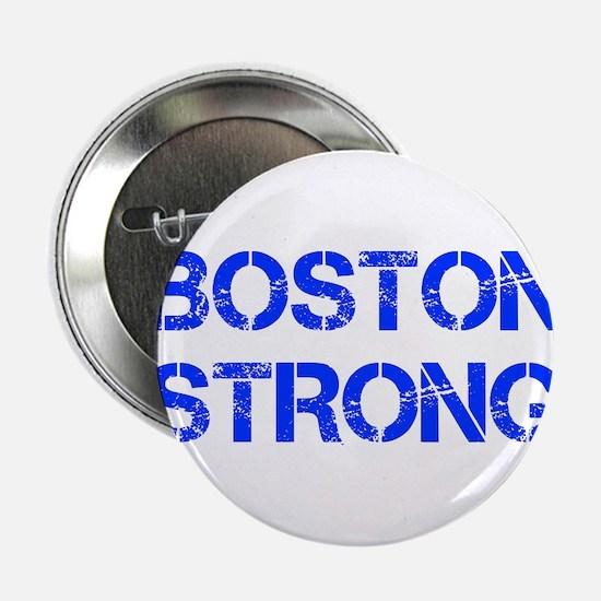 """boston-strong-cap-blue 2.25"""" Button"""