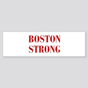 boston-strong-bod-dark-red Bumper Sticker