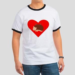 Porcupine Heart T-Shirt
