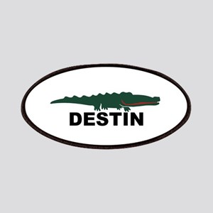 Destin Florida - Alligator Design. Patches