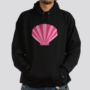 Pink Oyster Shell Hoody