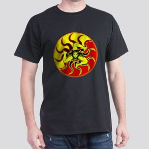 Sicilia Trinacria Sicilian Pride Dark T-Shirt