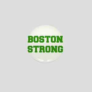 boston-strong-green Mini Button