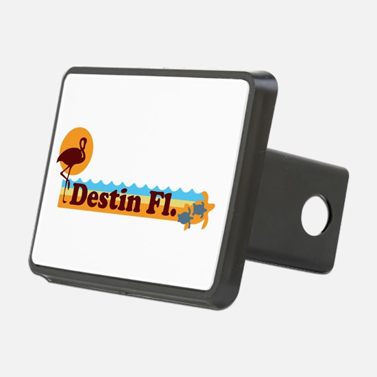 Desting Florida - Beach Design. Hitch Cover