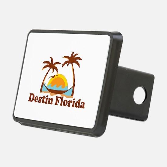 Destin Florida - Palm Tees Design. Hitch Cover