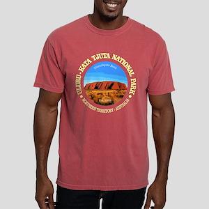 Uluru-Kata Tjuta Np Mens Comfort Colors Shirt