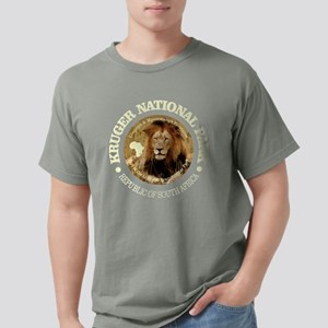 Kruger Np Mens Comfort Colors Shirt