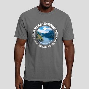 Gros Morne National Park Mens Comfort Colors Shirt