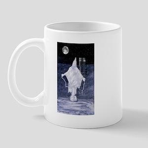 Bush's Snowman Mug