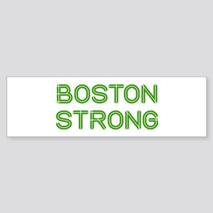 boston-strong-so-green Bumper Sticker