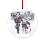 Companions: Ornament (Round)