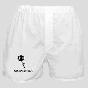 Disc Golf Boxer Shorts