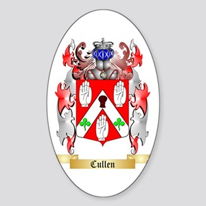 Cullen Sticker (Oval)