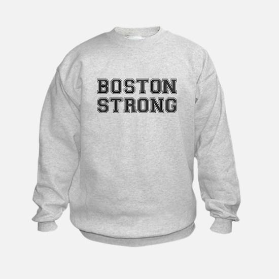 boston-strong-var-dark-gray Sweatshirt