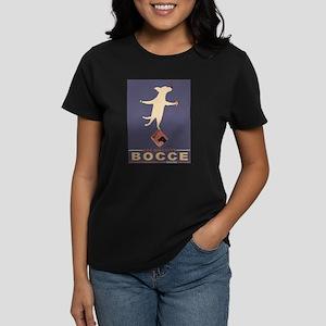 Bocce Women's Dark T-Shirt